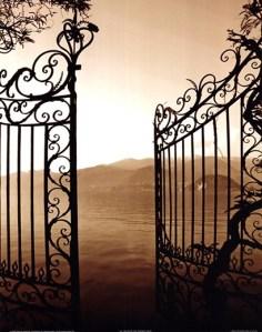 Open gate 01