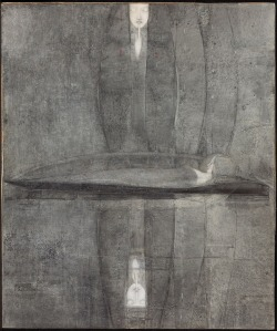 Silence, The Pool of, by Margaret Macdonald, 1913