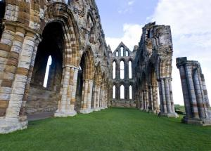art 10a Whitby Abbey